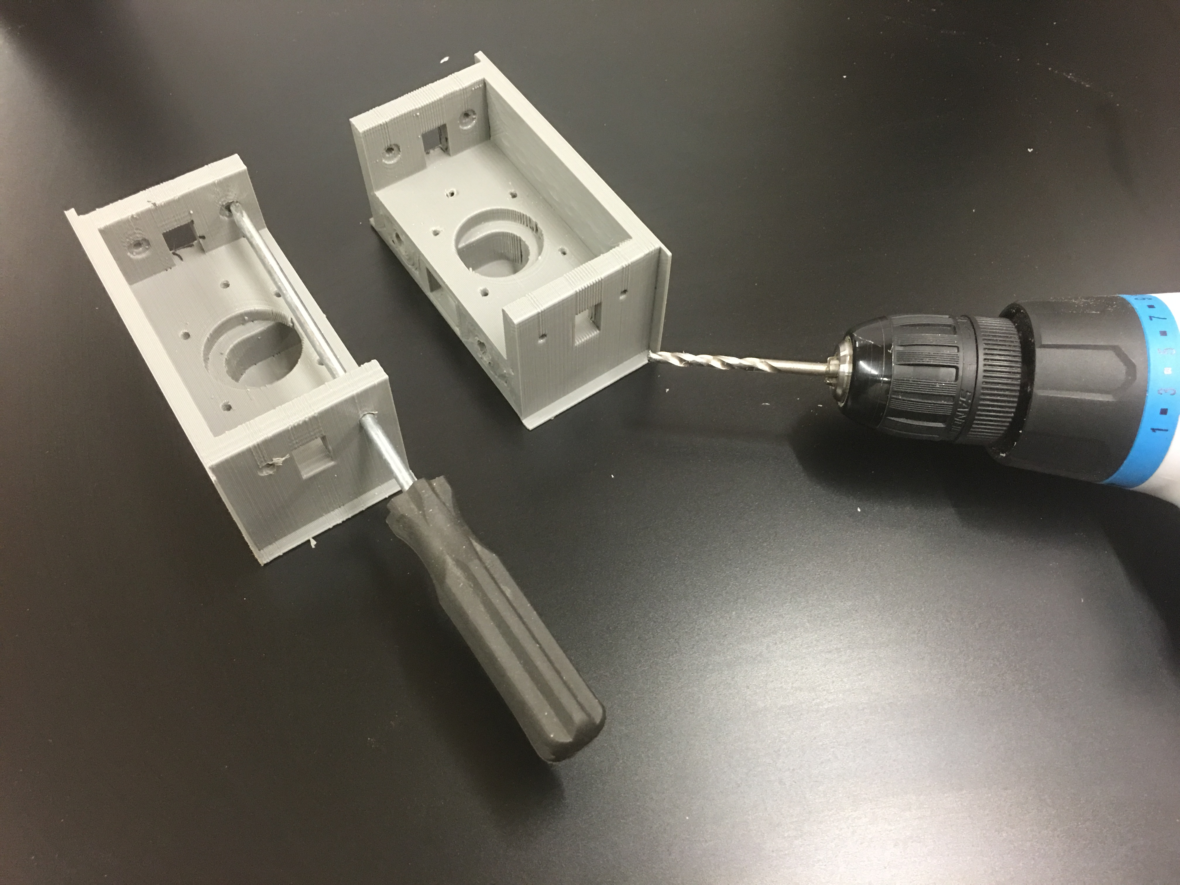 Picture of Printtable Support Assembly