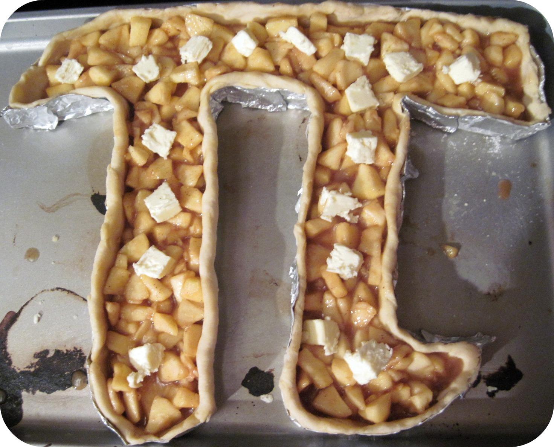 Picture of Drunken Irish Apple Pi(e)