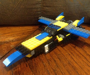 """Lego Transformer: Awesome """"Starwars Inspired"""" Transformer! What Is His Name? You Decide!"""