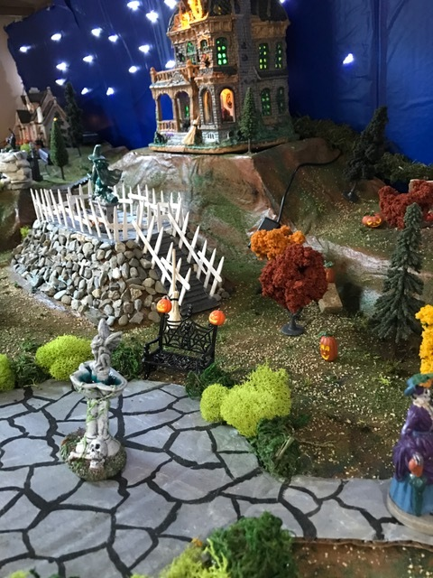 Picture of Small Halloween Village