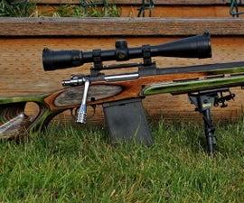 Sporterize a Military Surplus Rifle