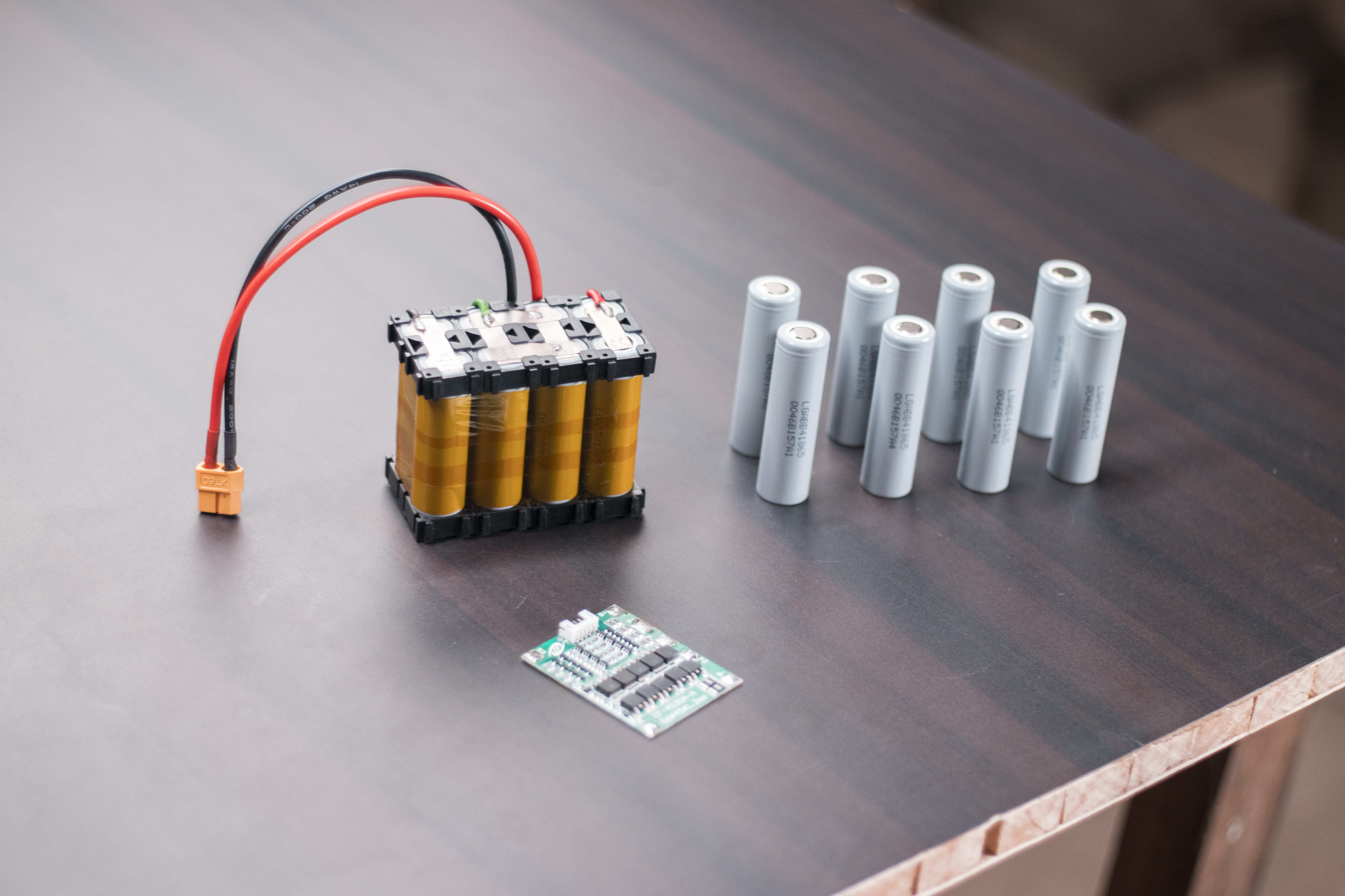 Picture of Make Your Own 4S Lithium Battery Pack