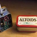 Double-wide Altoids Project Tin
