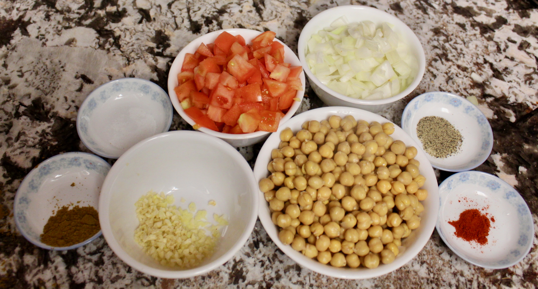 Picture of Drain the Chickpeas