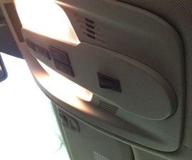 Remote Garage Opener to Chevrolet Equinox