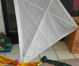 Learn How to Make a Kite!