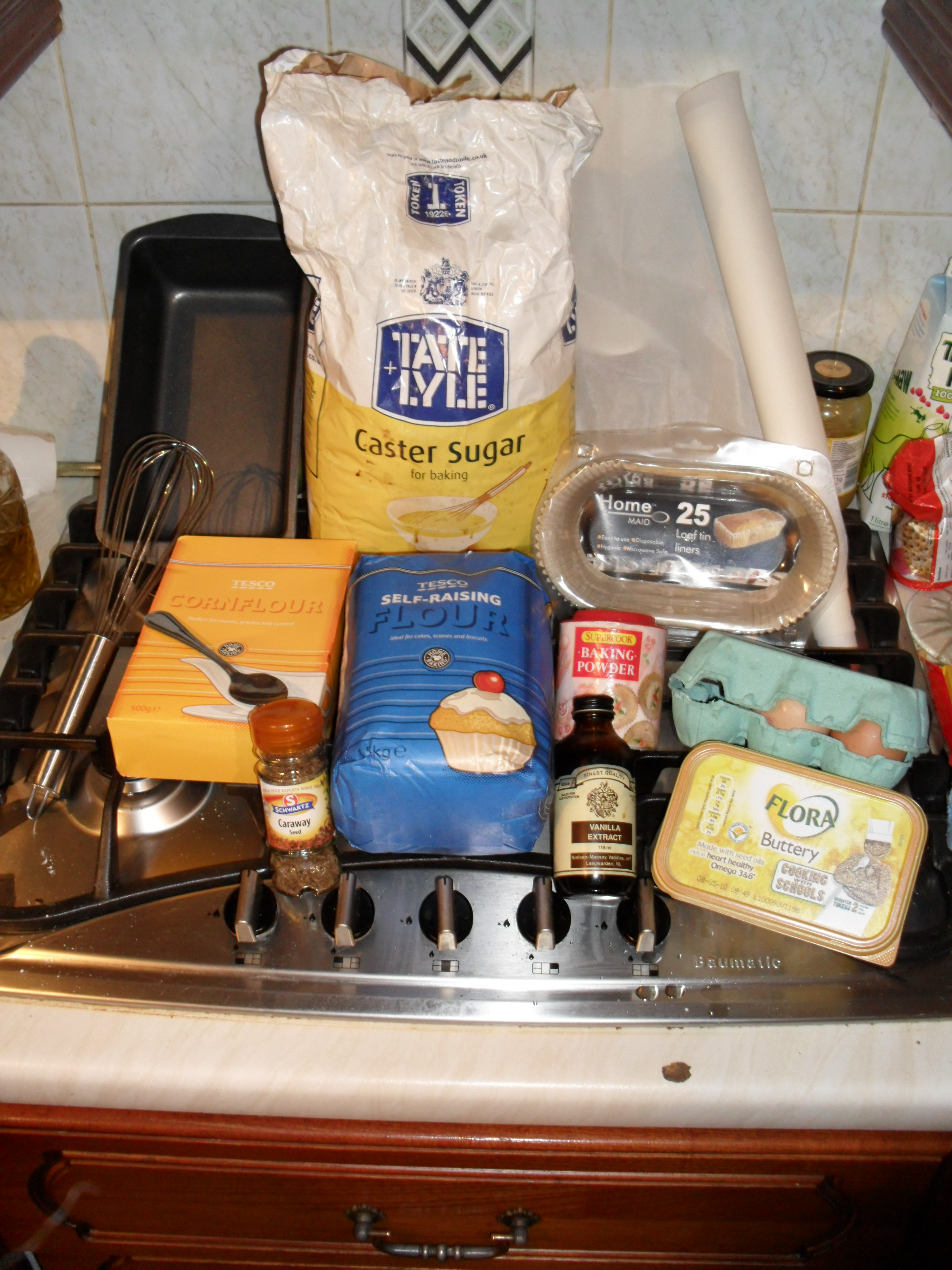 Picture of Ingredients!