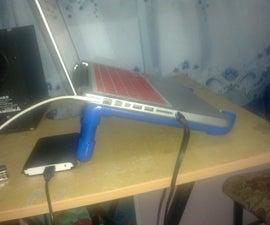 PVC Laptop Stand