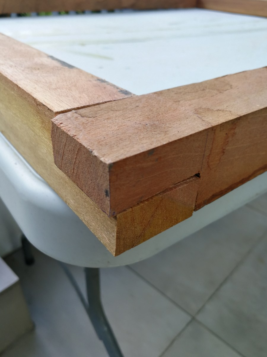 Picture of Assemble the Table Frame