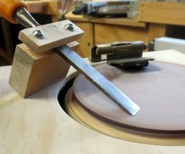 DIY Sharpening System From a Broken Breadmaker