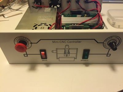 Crack Open the Controller Box.