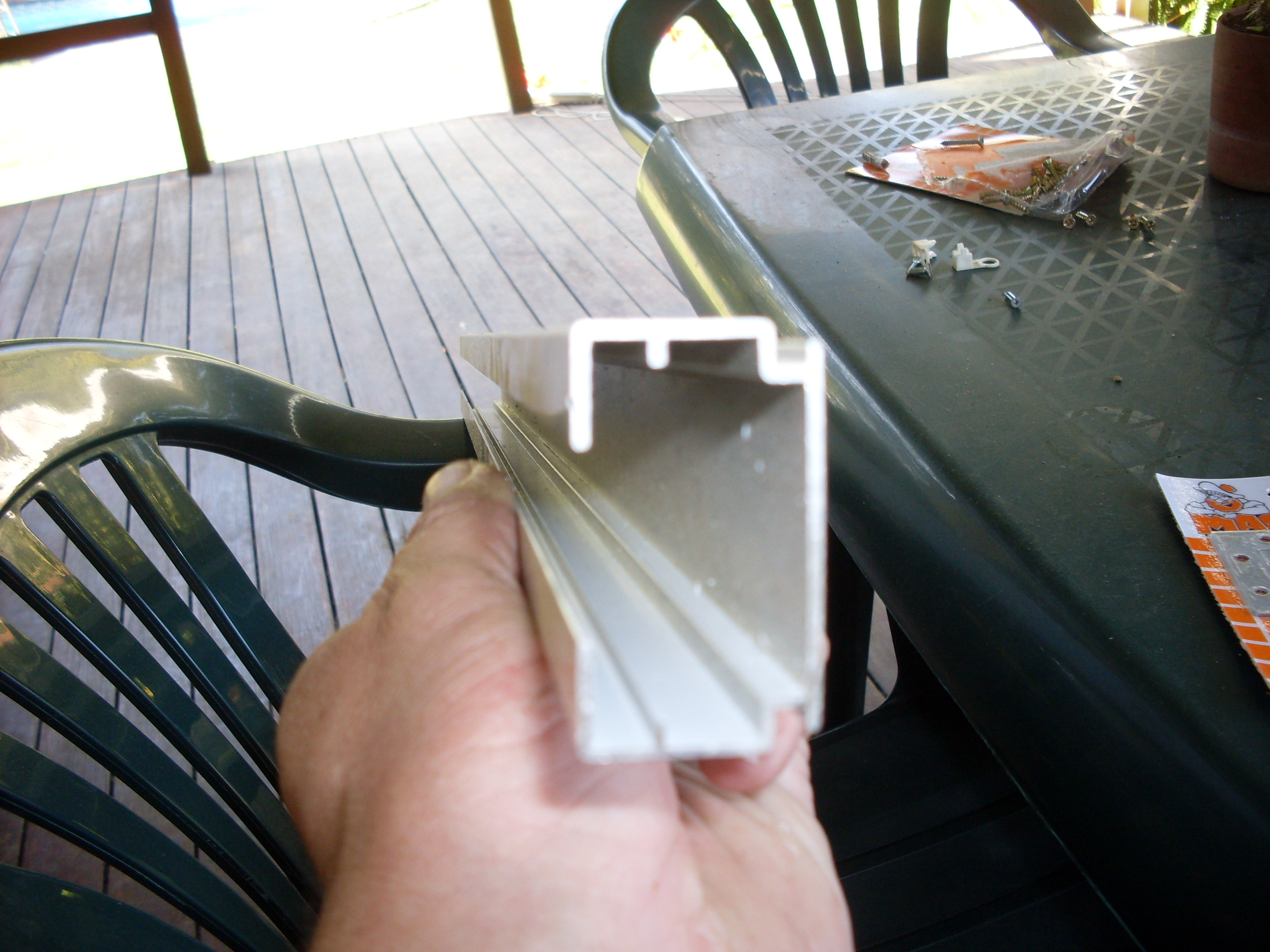 Picture of Strip Blind Rails