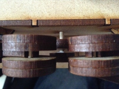The Drive, Top & Back Wheels
