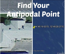 Travel To Your Antipodal: The Opposite Side of The World