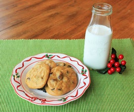Real Food Cookies (gluten/dairy free)