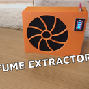 DIY Battery Powered Solder Fume Extractor