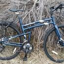 DIY Electric Bike // Bionx Conversion