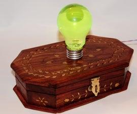 Spooky Led Lamp