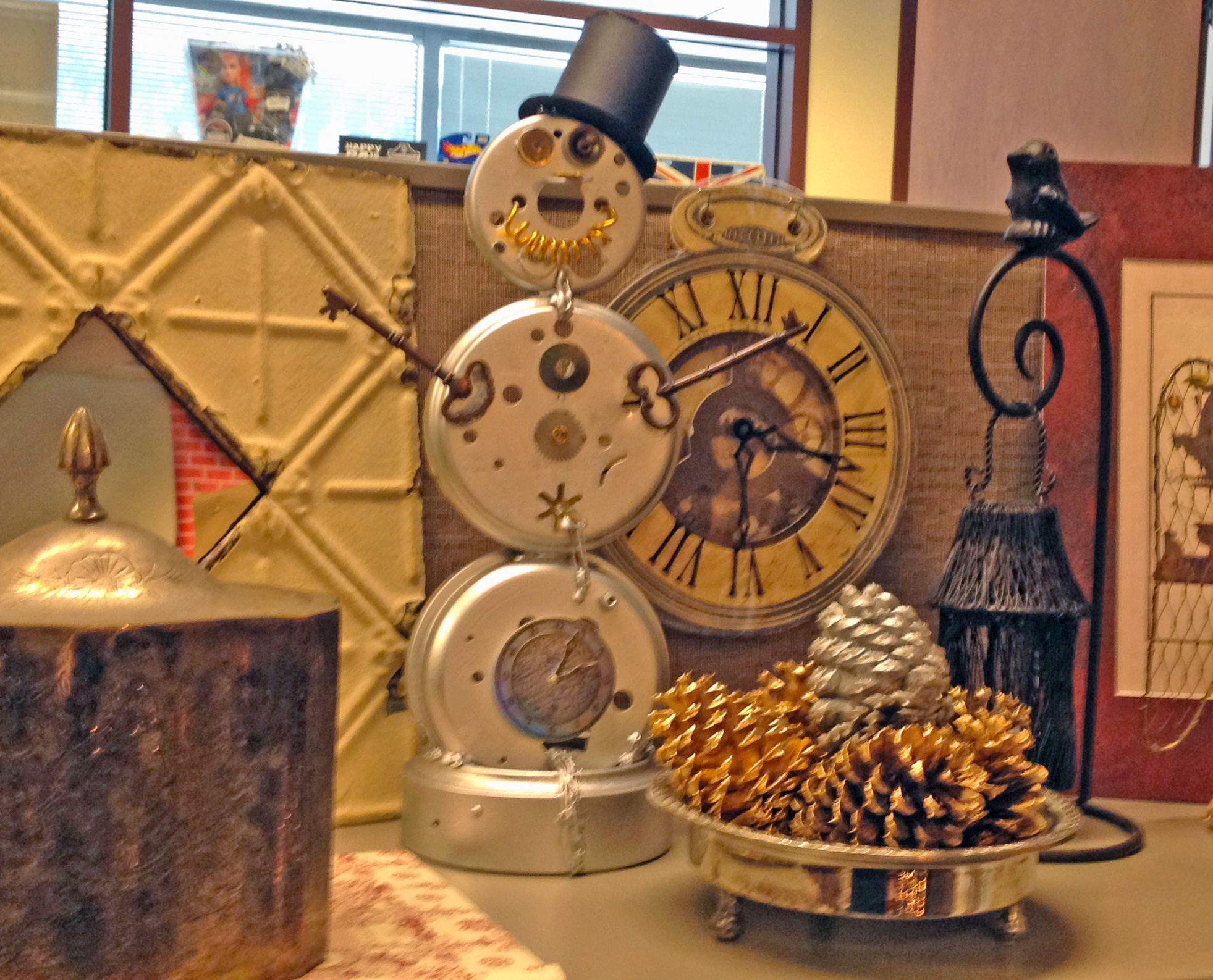 Picture of My Steampunk Christmas