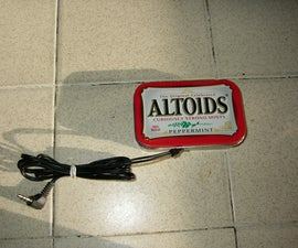 Altoids Speakers!