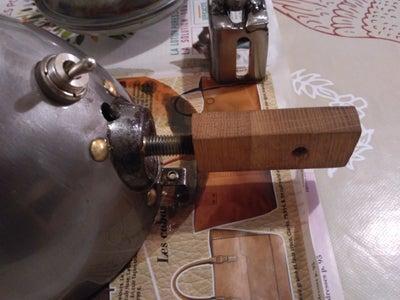 Headlight & Wood Nuts