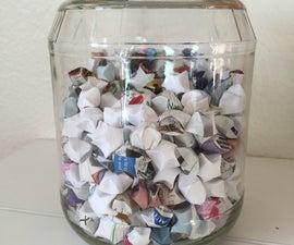 Origami Lucky Stars!