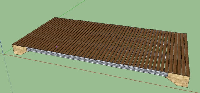 How to Create a Simple Bridge in Google SketchUp