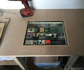 Surface mount touchscreen for under £60!