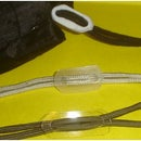 Ultra light weight cord locks