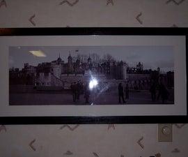 DIY Custom Picture Frames