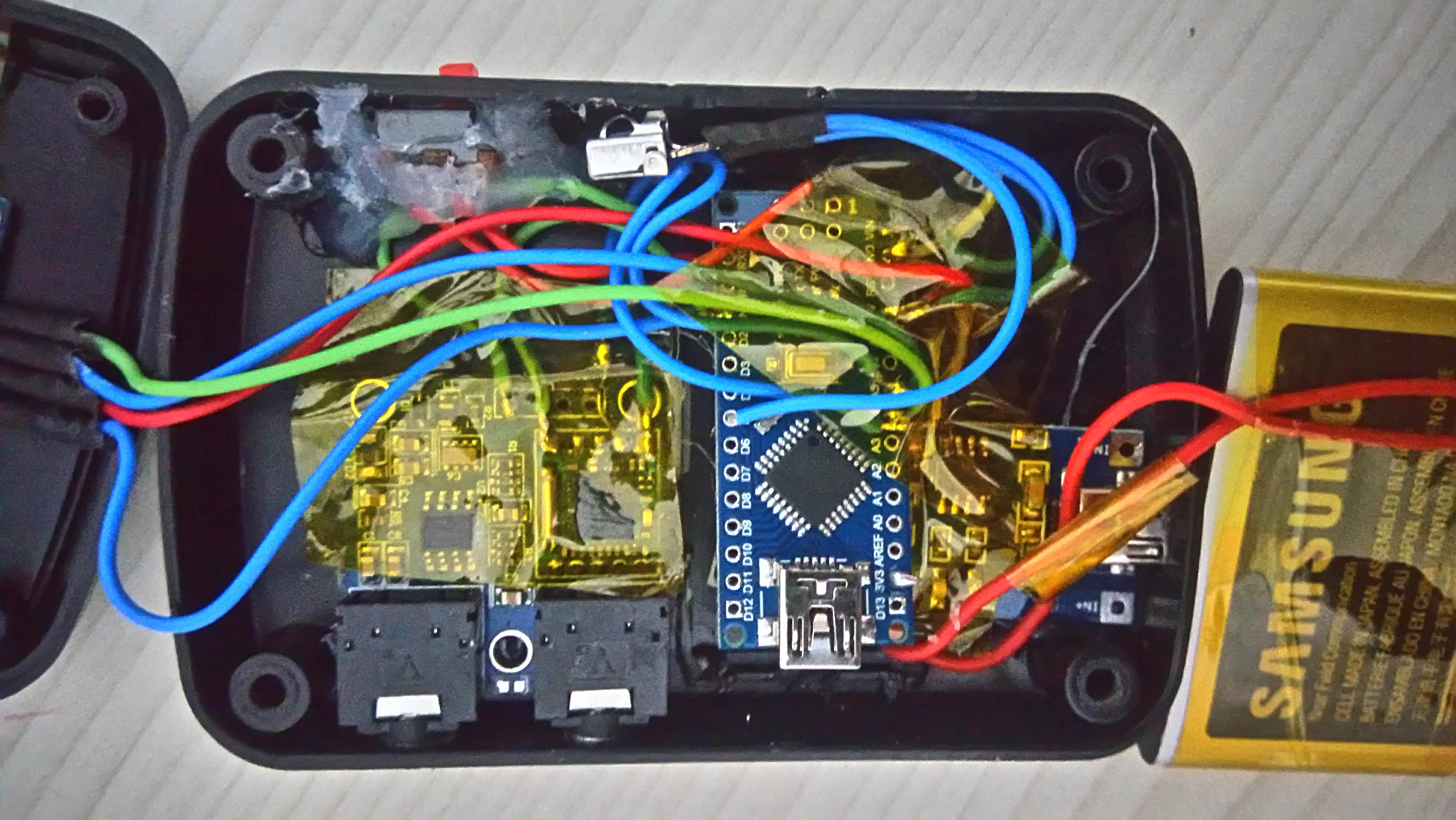 Picture of Wiring and Fix All the Parts As Shown in the Pictures