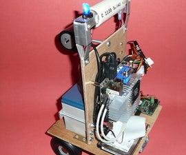 The BucketBot: A Nano-ITX Based Robot