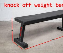 SVB1 - Flat Utility Bench