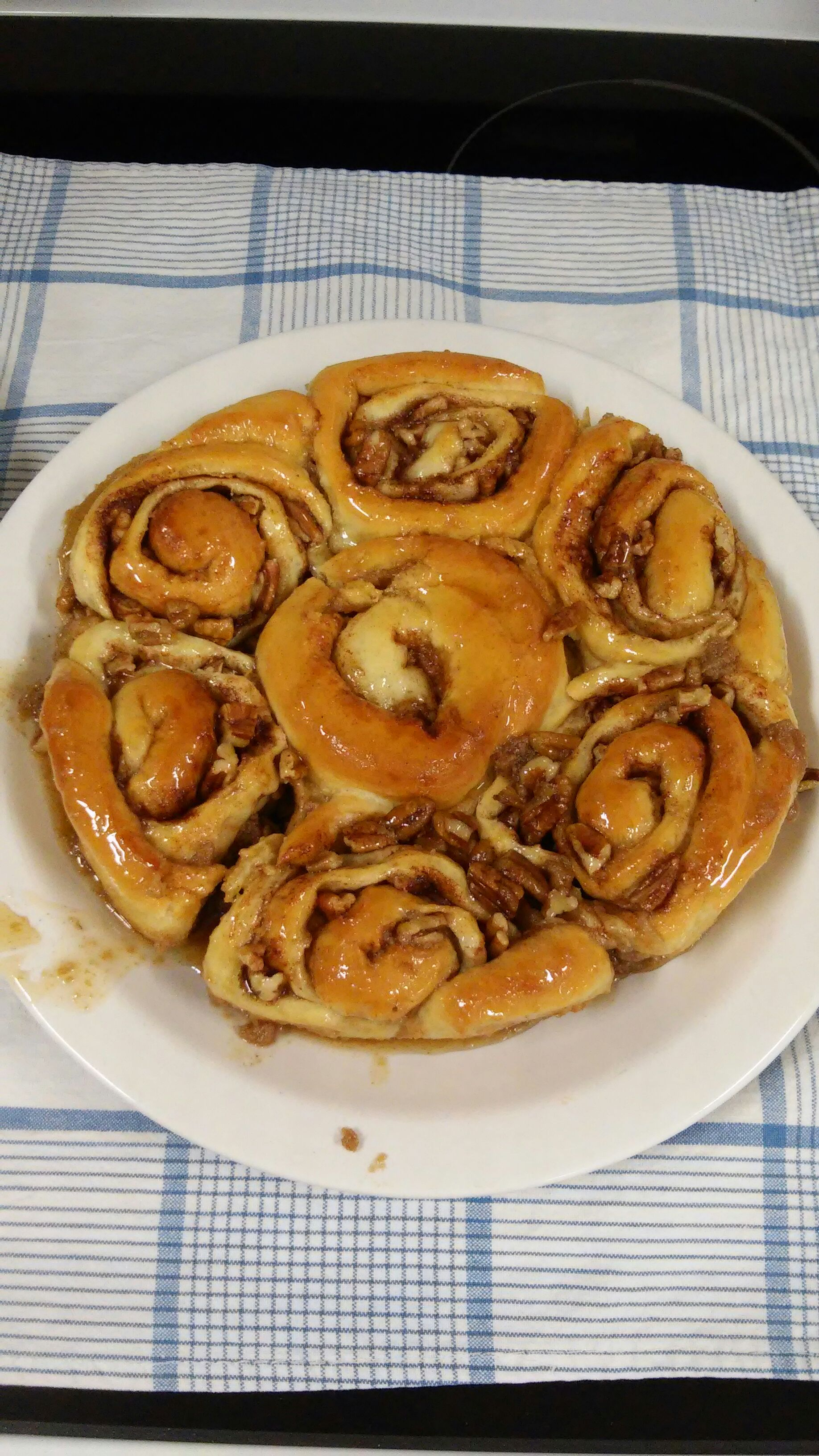 Picture of Caramel Pecan Sticky Buns