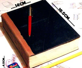 Bookbinding with basic tools <3
