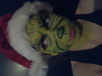 You're a Mean One, Mr. Grinch!