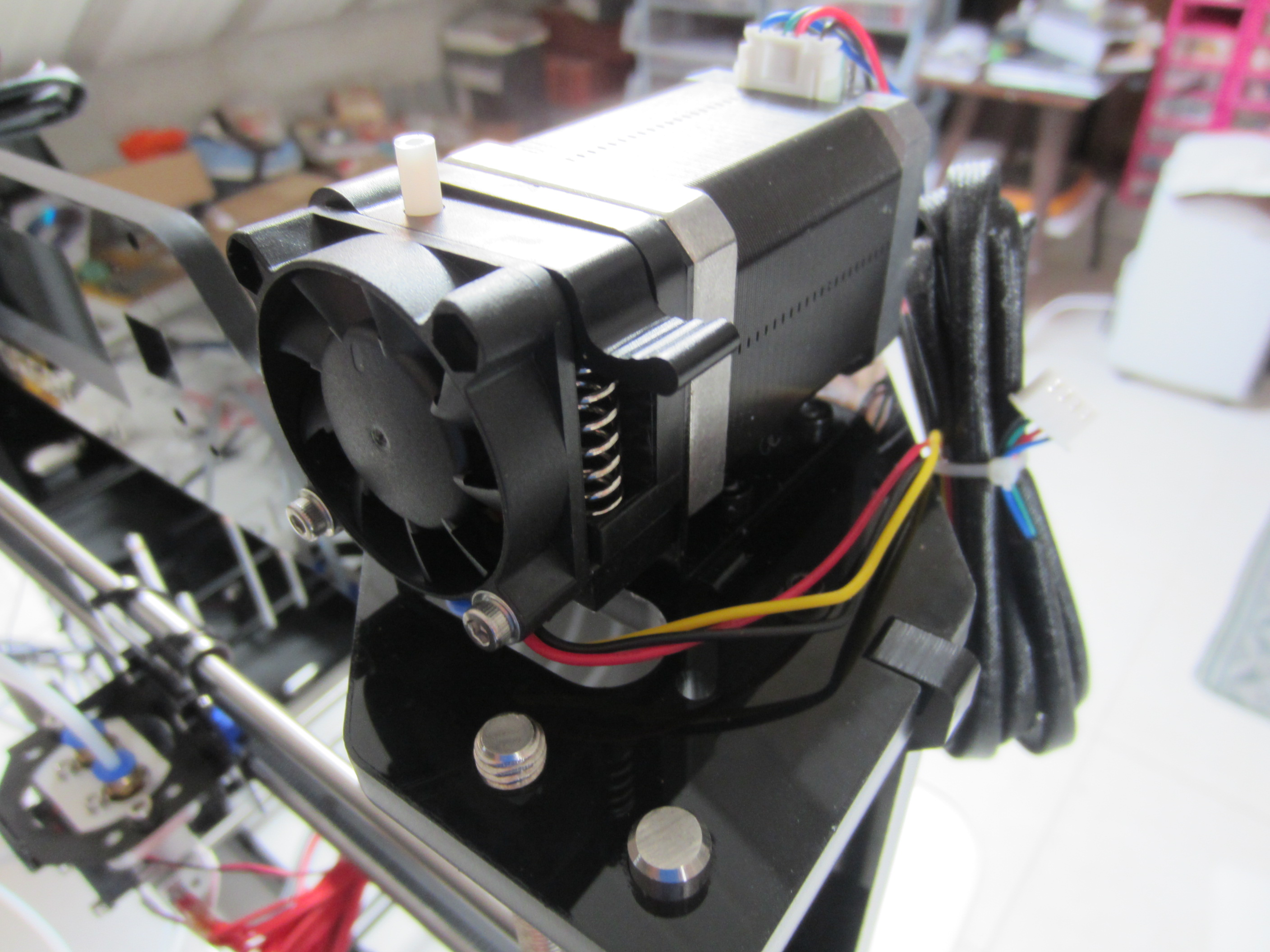 Picture of Mounting Electronics