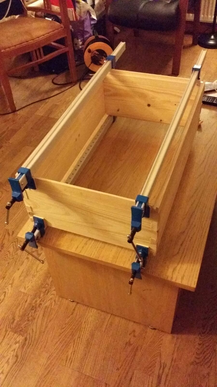 Picture of Step 2: the Frame