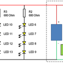 Add-on LEDs for Solar Day Lamp