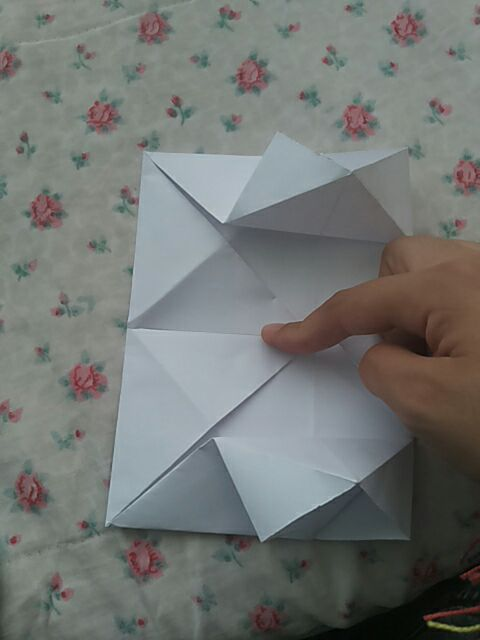 Picture of Folding.  Part 6
