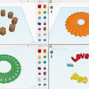 Tinkercad: Easy to Circle Array