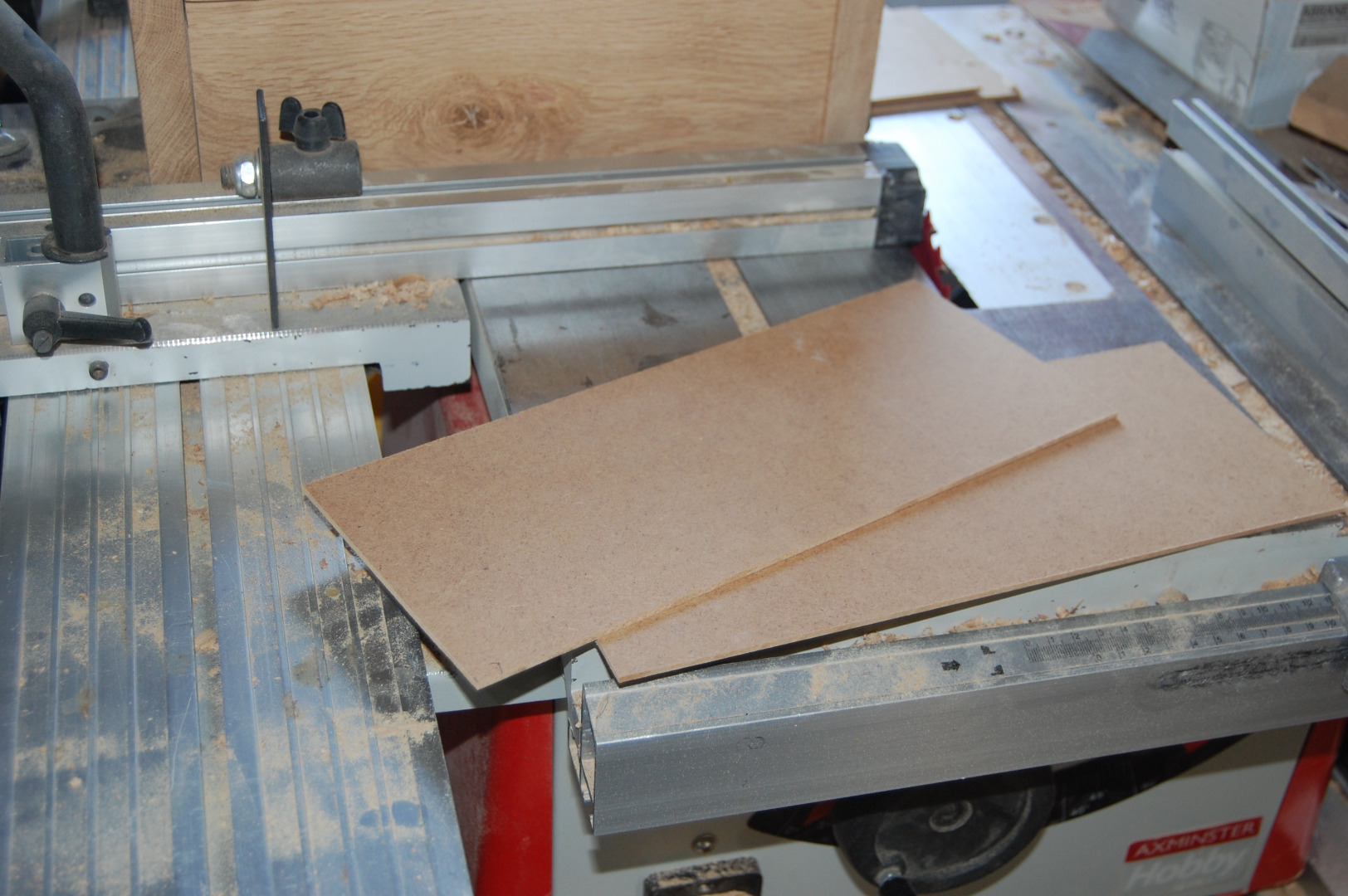 Picture of Bottom, Glue Up and Trays
