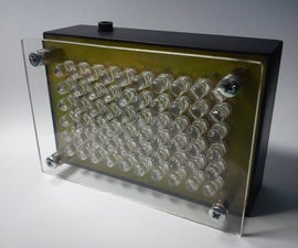 DIY portable LED strobe