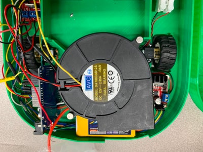 Connect the Fan