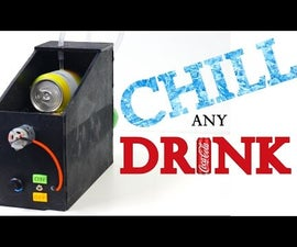 Instant Drink Cooler Machine
