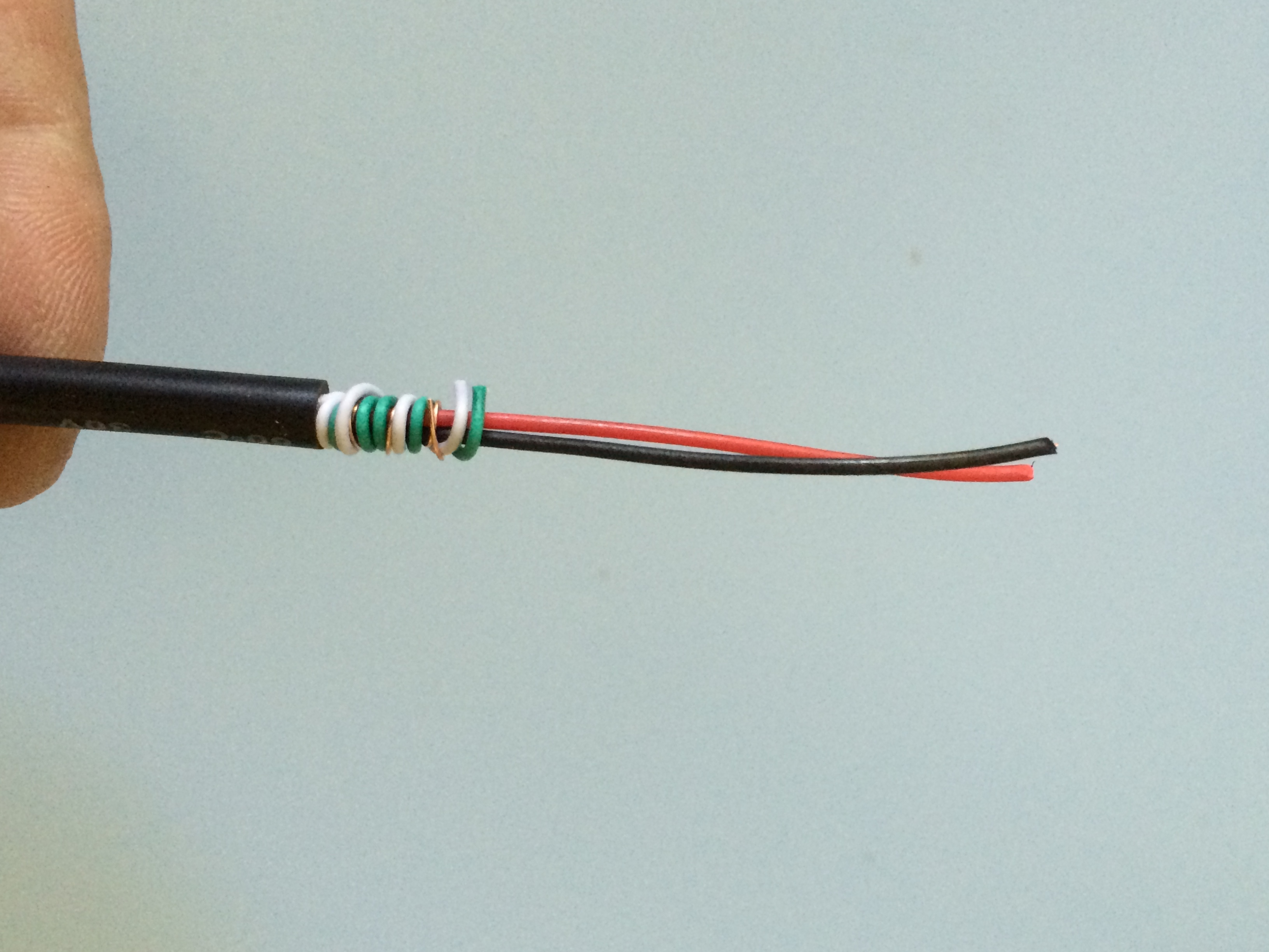 Picture of Separate Your Wires
