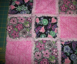 Rag Quilting for the Beginner
