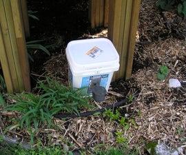 Deter Garden Pests Such as Deer or Neighbors
