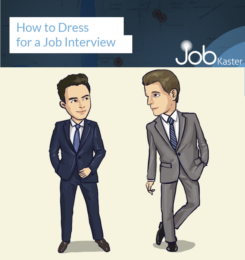 Picture of How to Dress for a Professional Interview