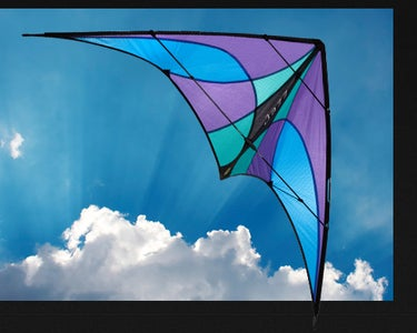 Getting the Kite